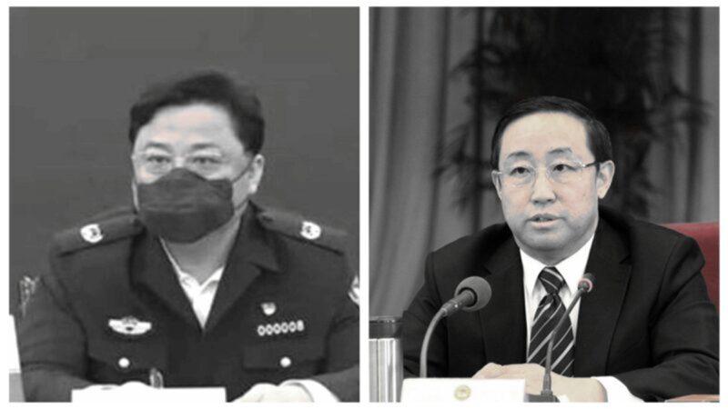 袁红冰:傅政华与王小洪争权 公安多次暗杀习近平