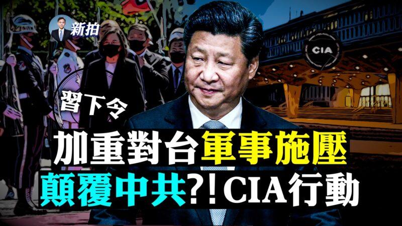 【拍案惊奇】CIA招中文特工 曾庆红或被割韭菜