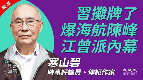【珍言真语】前海南政协委员爆陈峰背后势力