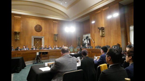 【重播】美国会听证 评估香港人权现况