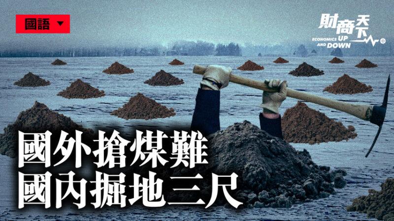 【财商天下】中共全球抢煤 国内掘地三尺